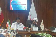 ورود جمعیت هلال احمر کرمان در مقابله با آسیب های اجتماعی