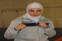 مریم هاشمی در مسابقات قهرمانی ووشوی جهان حضور می یابد