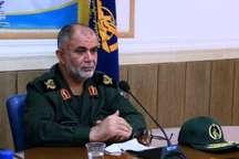 فرمانده منطقه دوم دریایی سپاه: حماسه سازان سوم خرداد برای دفاع از دستاوردهای انقلاب آماده هستند