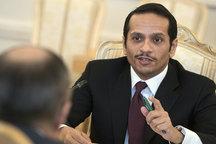 قطر: رفتاری تشدیدآمیز میان عربستان و ایران به ایجاد بحران جدیدی میانجامد