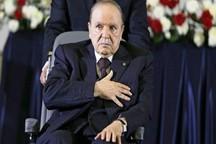 عبدالعزیز بوتفلیقه رئیس جمهور الجزایر به کما رفت