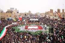 امام جمعه و نماینده خبرگان از حضور مردم یزد در راهپیمایی قدردانی کردند