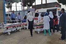 تمرین کشوری «بیمارستان معین» در ملایر برگزار شد