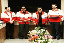 کسب رتبه عالی کشوری توسط مرکز کنترل و هماهنگی عملیات (EOC) جمعیت هلال احمر آذربایجان غربی
