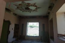 یک خانه باغ تاریخی در نیشابور تخریب شد