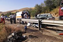 مراکز دانشگاهی راهکارهای کاهش حوادث جاده ای را بررسی کنند