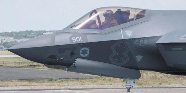 استقرار جنگندههای «اف-35» نیروی هوایی آمریکا در امارات با اهداف نامشخص