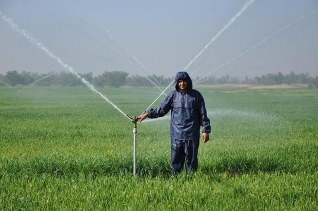 20درصد از اراضی کشور به سامانه نوین آبیاری مجهز شد