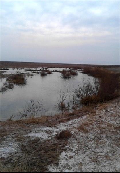تالابهای آبیک دارای جذابیتهای طبیعی هستند
