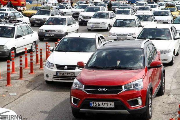 ترافیک در اردبیل ساماندهی میشود