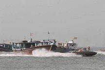 آزادی 4 صیاد ایرانی از دست دزدان دریایی