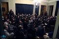 عزاداری شب عاشورای حسینی در منزل صادق خرازی
