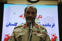 امنیت مرزهای ایران زمینه را برای سرمایه گذاری فراهم کرده است
