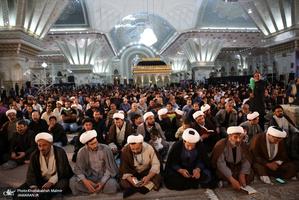 احیای شب نوزدهم ماه مبارک رمضان در حرم امام خمینی(س)