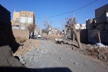 طوفان 500 میلیون ریال به تاسیسات شهری  گناباد خسارت زد