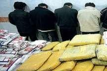 گسترده ترین شبکه توزیع مواد مخدر کشور در همدان منهدم شد