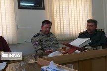 سپاه ۱۳۵ طرح محرومیت زدایی در سروآباد اجرا کرد