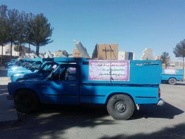 30 سری جهیزیه به زوج های جوان خراسان جنوبی اهدا شد