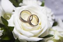اولین مراسم عقد ازدواج در منطقه سیلزده پلدختر برگزار شد