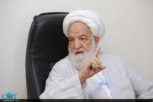 آیت الله مسعودی خمینی: آقای جنتی! در کلماتتان مواظب باشید/ بیانیه شما بسیار بد بود/ حمله به روحانی به بهانه برجام به ضرر اسلام و ایران است