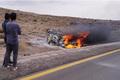 واژگونی خودرو در جاده خمین - محلات 2 کشته داشت