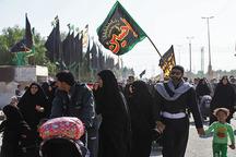400مددجوی کمیته امداد گلستان درپیاده روی اربعین شرکت می کنند