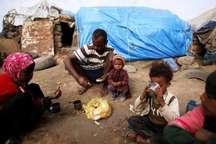 فاجعه در یمن؛ هر 48 ساعت یک وعده غذا!