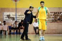 سرمربی تیم بسکتبال پالایش نفت آبادان:نیروی زمینی را دست کم گرفته بودیم