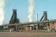 تولید روزانه آهن اسفنجی در فولاد مبارکه از هشت هزار و 260 تن گذشت