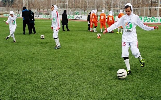 برترینهای فوتبال دختران زیر ۱۲ سال یزد انتخاب شدند