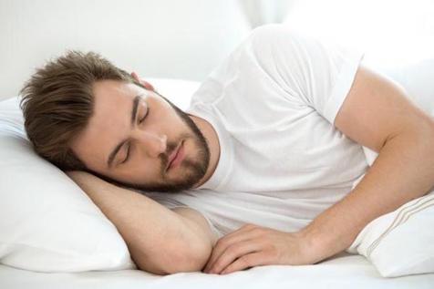 تکنیک خوابیدن در یک دقیقه