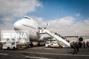 شمار پروازهایاربعین در اصفهان۱۸۳ درصد افزایش یافت