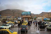 روزانه ۱۱ هزار تردد در پایانههای مرزی آذربایجانغربی ثبت میشود