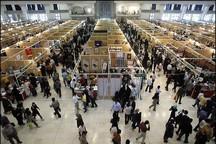 هم افزایی ناشران و کتابخوانان در نمایشگاه بین المللی کتاب تبریز