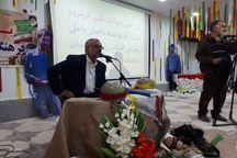 یادواره شهدای فرهنگی و دانش آموزی در گناوه برگزار شد