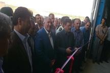 واحد تولید بذر اصلاح شده در مهاباد افتتاح شد