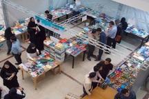 نمایشگاه کتاب به مناسبت سالگرد انقلاب در فسا برپا شد