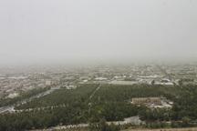 53 روز از هوای چهارمحال و بختیاری همراه با گرد و غبار بوده است