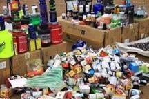 ورود مواد غذایی و بهداشتی قاچاق سلامت جامعه را تهدید می کند