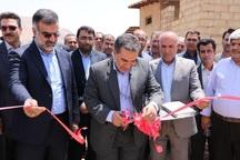 طرح آبیاری نوین هنرستان کشاورزی شیراز افتتاح شد