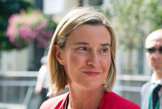 موگرینی: بروکسل برای برگزاری نشستی ویژه درباره سوریه آماده می شود