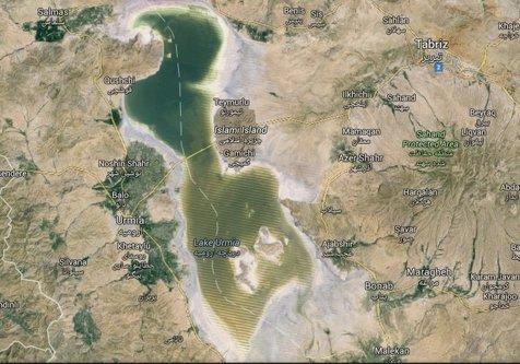 حیات به دریاچه ارومیه برگشت