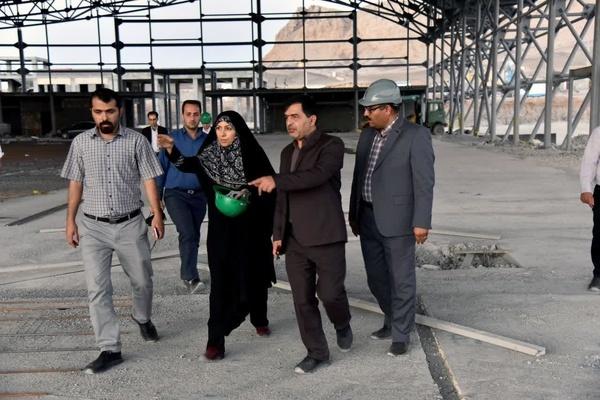 اختصاص اعتبار ملی برای تکمیل نخستین شهرک نمایشگاهی کشور در اصفهان