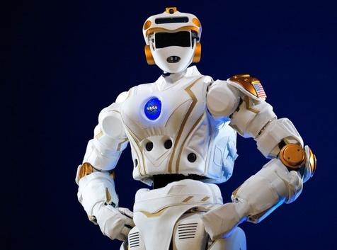 ربات های انسان نما به فضا می روند