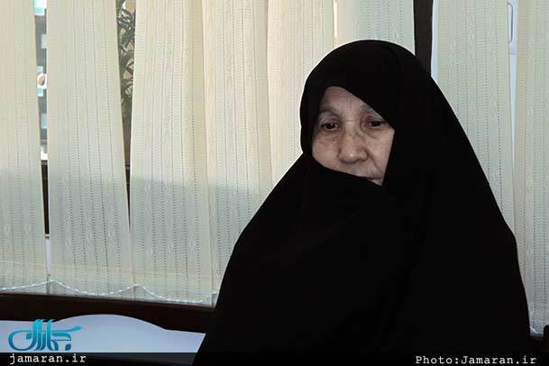 اعلام مراسم تشییع و خاکسپاری مرحومه سیده فاطمه خاتمی