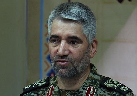 سردار فضلی: آل سعود خبیث به دنبال فعال کردن ضد انقلاب غرب کشور است