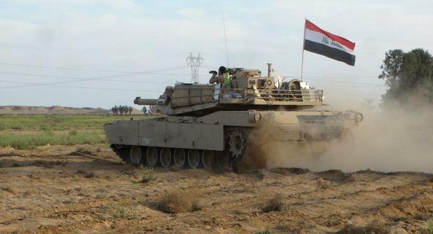 پیروزی تاریخی عراق/ مرزهای عراق و سوریه به طور کامل آزاد شد