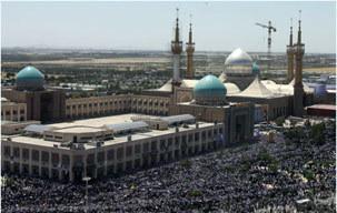 باید نقش پررنگی در برگزاری مراسم ارتحال امام خمینی(س) داشته باشیم