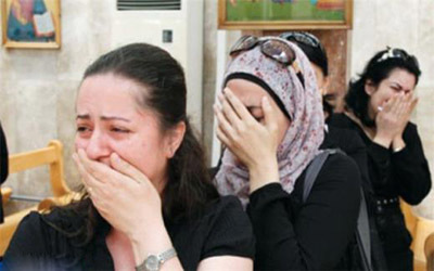 خرید و فروش دختران عراقی