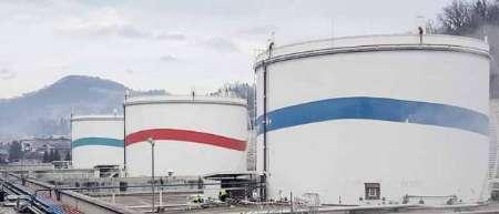 ورق مخازن سوخت نیروگاه ماکو در فولاد مبارکه اصفهان تولید شد
